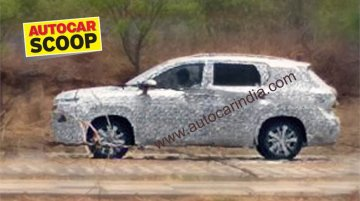 Baojun 530 spied in India; will be MG Motor's first product