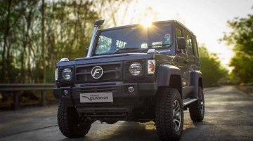 New Force Gurkha Xtreme with 140 PS 2.2L engine launched at INR 12.99 lakh