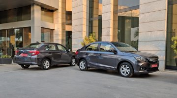 2018 Honda Amaze registers sales of 9,789 units in May