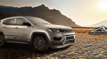 Jeep Compass Bedrock limited edition launched at INR 17.53 lakhs