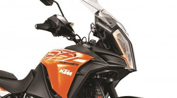 Check out this India-bound KTM 390 Adventure 3D render [Video]