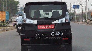 Suzuki Solio spotted in Faridabad by IAB reader