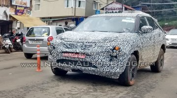 Land Rover-based Tata H5X (Hyundai Creta slayer) seen testing in Ooty