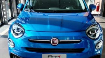 2018 Fiat 500X (facelift) - In 12 Live Images