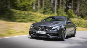New Mercedes-AMG C 63 Black Series won't be called Mercedes-AMG C 63 R