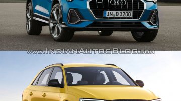 2019 Audi Q3 vs. 2015 Audi Q3 - Old vs. New