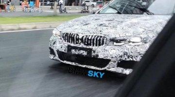 Next-gen BMW 3 Series (BMW G20) spied testing in China