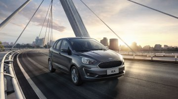 2019 Ford Figo (facelift) to launch by March 2019 - Report