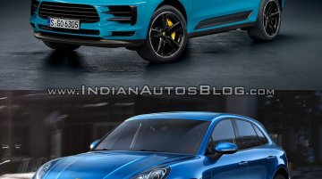 2019 Porsche Macan vs 2014 Porsche Macan - Old vs New