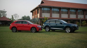 Audi Q3 Design Edition & Audi Q7 Design Edition launched