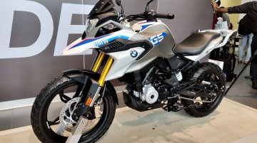 New BMW G 310 GS (facelift) to feature LED headlamp - Report