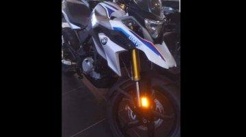 BMW G 310 GS test ride bikes start arriving at Indian dealerships