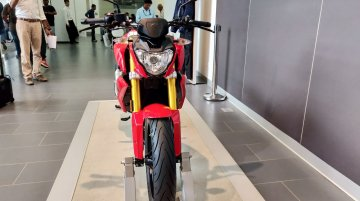 New BMW G 310 R (facelift) with LED headlamp in the works - Report