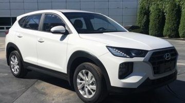 Hyundai Tucson to get unique fascias with facelift in China