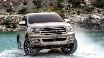 Ford Everest Raptor (Ford Endeavour Raptor) still under consideration