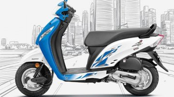 2018 Honda Activa-i launched in India, priced at INR 50,010