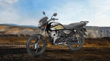 2018 Honda CD 110 Dream DX launched at INR 48,641