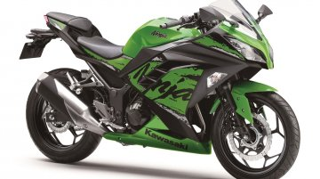 Exclusive: BS6 Kawasaki Ninja 300 launch might be delayed by two months