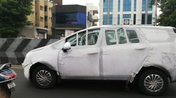 Mahindra U321 MPV's market name to be announced today [Update]
