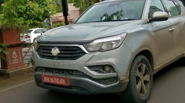SsangYong starts shipping G4 Rexton CKD kits to India, launch likely by Diwali