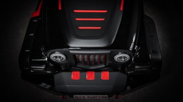 Is this India's most majestic modified Mahindra Thar?