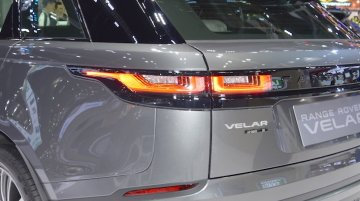 575 PS-Range Rover Velar SVR reportedly debuting at Paris Motor Show