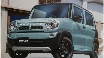 Suzuki Hustler 'Tough Wild' special edition's details leaked