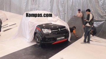 Suzuki Ignis Sport Concept leaked, heading to GIIAS 2018
