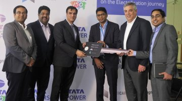 Tata Motors supplies Tata Tigor electric vehicle to Cognizant