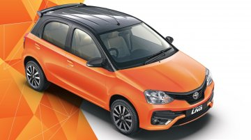 Toyota Etios Liva Dual Tone gets new Inferno Orange colour