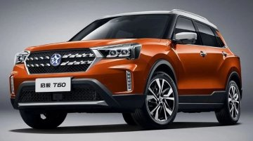 Hyundai Creta gearing up for another domestic rival from China [Update]