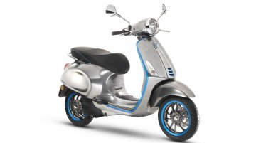 Vespa Elettrica to be launched in India by June - Report