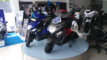 Yamaha Ray ZR Street Rally reaches dealerships, deliveries commence