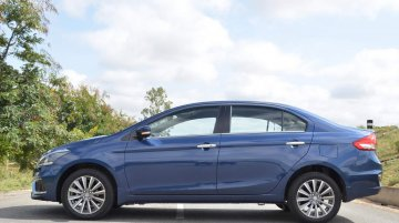 Maruti Ciaz 1.5L diesel to be launched next month - Report