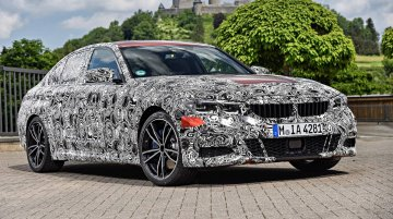 India-bound 2019 BMW 3 Series 55kg lighter, first details revealed