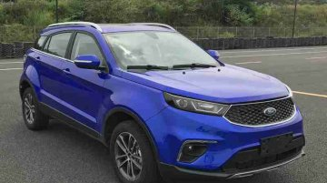 2019 Ford Territory (Hyundai Creta rival) exterior fully revealed, specs leaked