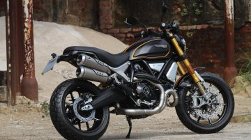Ducati Scrambler 1100 range launched in India, priced from INR 10.91 lakh