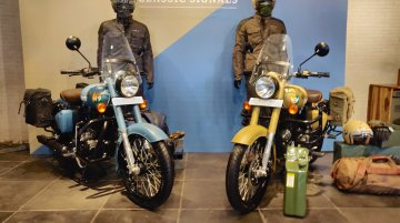 Royal Enfield continues to suffer in domestic market while exports fuel sales