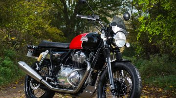 Royal Enfield Interceptor INT 650 & Continental GT 650 UK deliveries commence