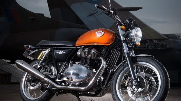 Royal Enfield Interceptor INT 650 - Image Gallery