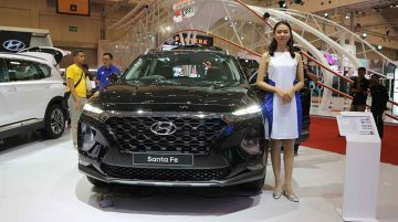 Hyundai not ruling out the comeback of the Santa Fe in India