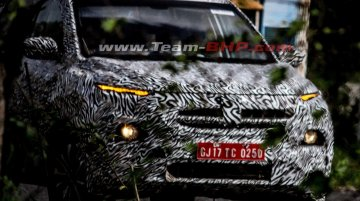 MG India's Baojun 530 SUV reveals new details in spy shots
