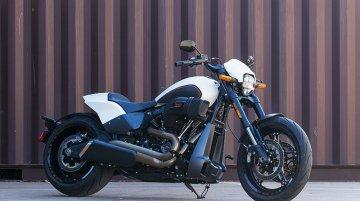 Harley Davidson FXDR 114 unveiled; 2019 CVO line-up updated