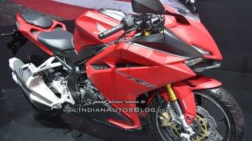 New Honda CBR250RR showcased at GIIAS 2018