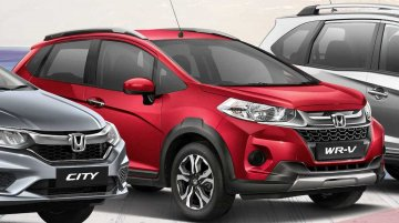 Honda WR-V Alive edition launched, priced from INR 8.03 lakh