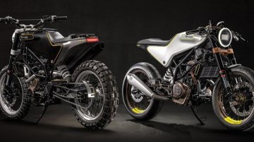 Husqvarna Vitpilen 401 & Svartpilen 401 India launch on hold for now