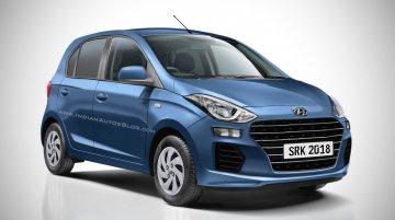 Hyundai AH2 (new Hyundai Santro) - IAB Rendering
