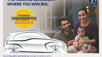 'Santro' gets 236,205 votes as of today in the Hyundai Naamkaran campaign [Update]