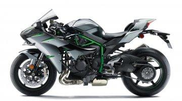 Kawasaki Ninja H2 - Image Gallery