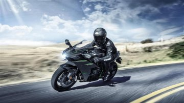 2019 Kawasaki Ninja H2, H2 Carbon & H2R launched in India